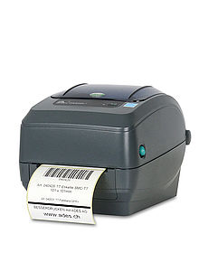 Zebra Thermotransfer-Drucker GX420T