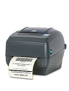 Zebra Thermotransfer-Drucker GX430T