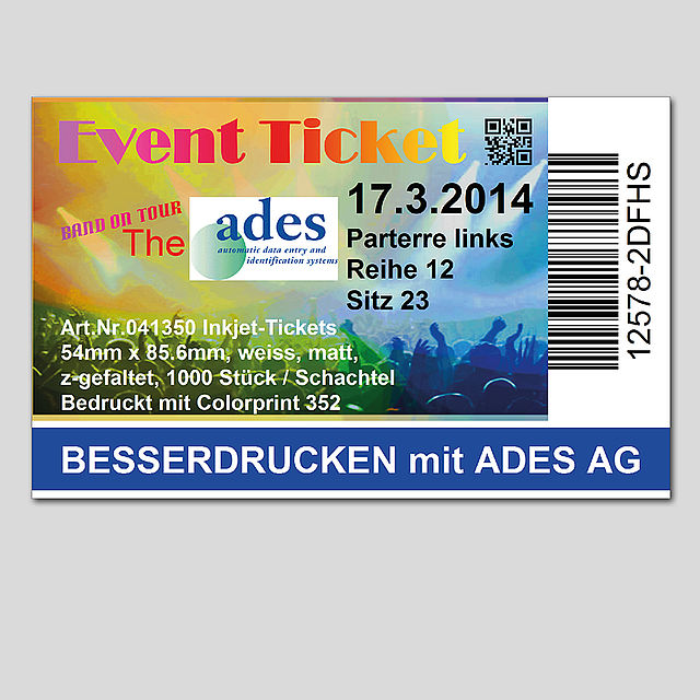 Event-Ticket