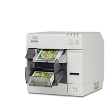 Colorworks C3400 Farbdrucker front